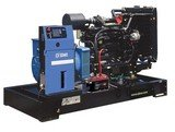 Critical Power Supplies - SDMO J130K Generator for mission applica