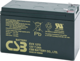 Critical Power Supplies - CSB EVX1272 F2 Sealed Lead Acid Battery