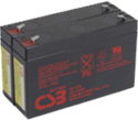 Critical Power Supplies - CSB GP672F1X2 Sealed Lead Acid Battery f