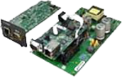 Critical Power Supplies - Liebert IS-WEBCARD Network Management ca