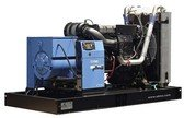 Critical Power Supplies - SDMO V550 Generator for mission applicat