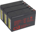 Critical Power Supplies - CSB HR1224WF2F1X3 Sealed Lead Battery fr