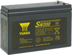 Critical Power Supplies - Yuasa SW200P Sealed Lead Acid Battery  f