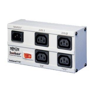 Critical Power Supplies - Tripp Lite Isobar 4-Outlet 200-240V
