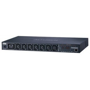 Critical Power Supplies - Aten 1U Eco PDU, 16A, C13x7 C19x1<br