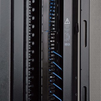 Critical Power Supplies - Tripp lite 47u deep server rack, eur