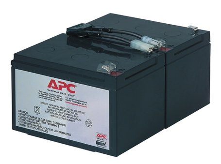 Critical Power Supplies - APC Replacement Battery Cartridge #6