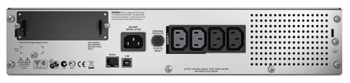 Critical Power Supplies - APC SmartUPS 750VA RM2U Rear Rackmount 7